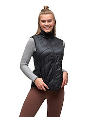 Kari Traa - EVA VEST - treningsjakker - black - 0