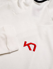 Kari Traa - RULLE HOOD - thermo ondershirts - bwhite - 2