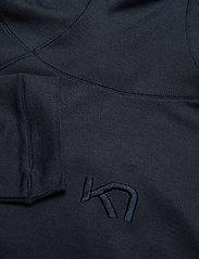 Kari Traa - RULLE HOOD - thermo ondershirts - marin - 2