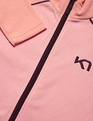 Kari Traa - KARI F/Z FLEECE - fleece - silk - 3