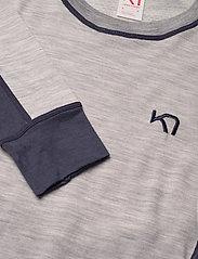Kari Traa - LAM LS - thermo ondershirts - greym - 5