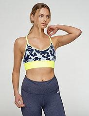Kari Traa - VAR - sport bras: low - misty - 0