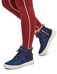 Kari Traa - TRIPP - flat ankle boots - naval - 0