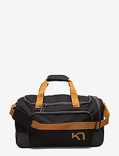 TRAA TRAVEL BAG - gymtassen - black