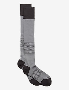 SVALA SOCK - chaussettes hautes - gey