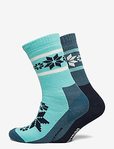 RUSA WOOL SOCK 2PK - sous-vêtements - oce