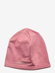 NORA BEANIE - kapelusze - lilac