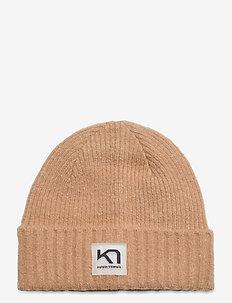VINJE BEANIE - bonnets - tawny