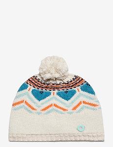 SUNDVE BEANIE - bonnets - nwhite