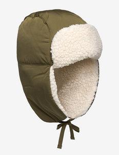 OLGA HAT W - hatte - tweed