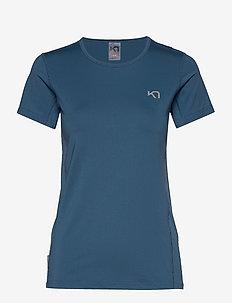 NORA TEE - logo t-shirts - astro