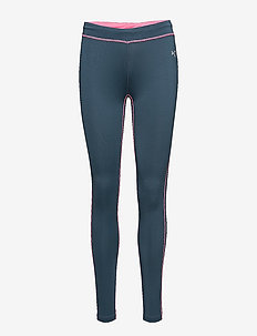NORA TIGHTS - running & training tights - navy