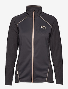 KARI F/Z FLEECE - mid layer-jakker - dov