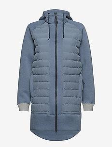 FÆRE L HOODIE - parka coats - jeans