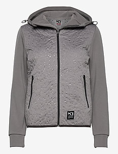EMMA HYBRID - fleece - dusty