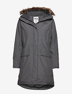 HELLAND PARKA - insulated jackets - dove