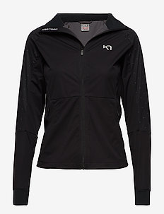 SIGNE JACKET - sports jackets - black