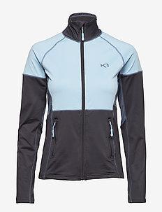MARIA F/Z - mid layer jackets - dove