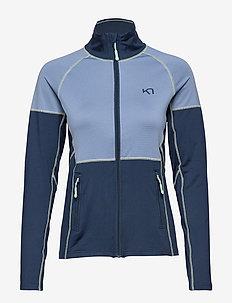 MARIA F/Z - mid layer jackets - nava