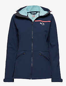 ELISA JACKET - sports jackets - naval