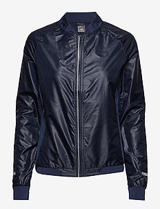 SIGRUN JACKET - training jackets - naval