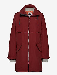 RAUNDALEN L JACKET - PORT