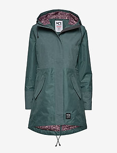 MØLSTER L JACKET - outdoor- & regenjacken - ivy