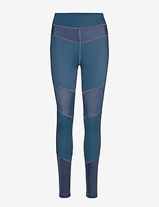 VICTORIA TIGHTS - running & training tights - astro