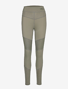 VICTORIA TIGHTS - running & training tights - twig