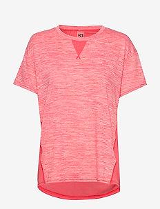 KINE TEE - t-shirts - kiss