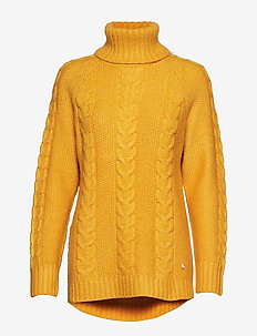 LID KNIT - HONEY