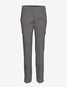 SIRI PANT - spodnie turystyczne - dove