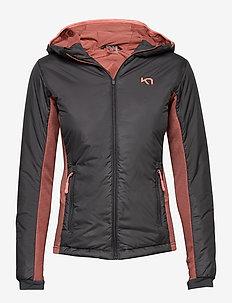 SOLVEIG JACKET - insulated jackets - dove