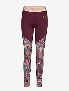 BEATRICE TIGHTS - running & training tights - fig