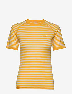 SMALE TEE - oberteile - gold