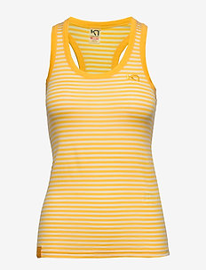 SMALE TOP - oberteile - gold