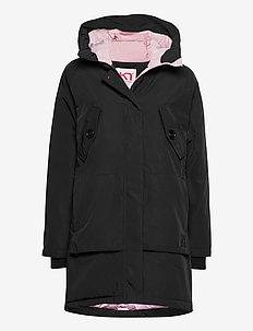 HAUGAMOEN PARKA - down jackets - black