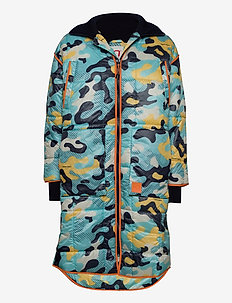 NYRE PARKA - insulated jackets - frost