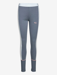 PERLE PANT - spodnie termoaktywne - sail