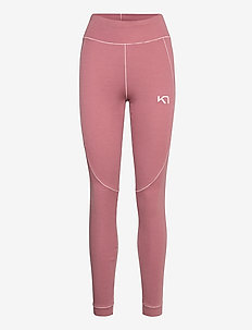 RULLE HIGH WAIST PANT - sportleggings - lilac