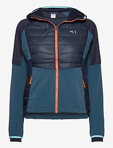 TIRILL JACKET - insulated jackets - marin