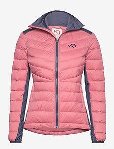 EVA HYBRID - vestes de ski - lilac