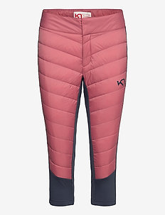 EVA HYBRID CAPRI - pantalons de ski - lilac
