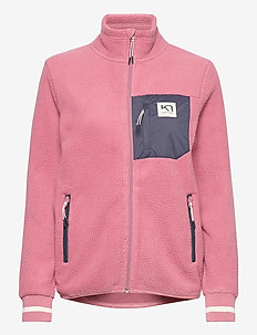 RTHE MIDLAYER - mid layer jackets - lilac