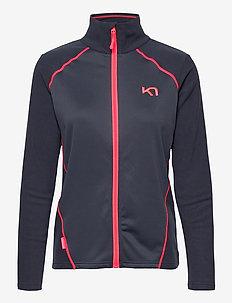 KARI F/Z FLEECE - mid layer-jakker - mari