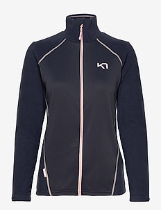 KARI F/Z FLEECE - fleece midlayer - marin