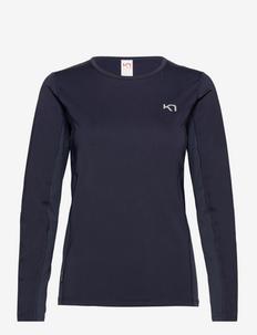 NORA LS - bluzki z długim rękawem - marin