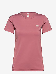 NORA TEE - t-shirts - lilac