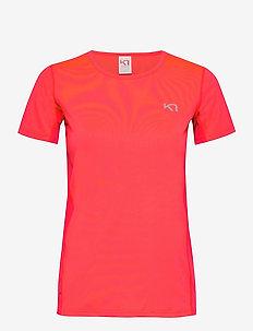 NORA TEE - t-shirts - shock