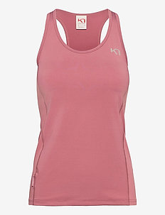 NORA SINGLET - tank tops - lilac